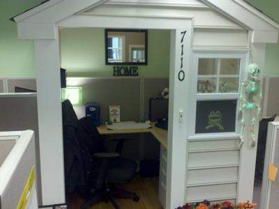 House on Cubicle